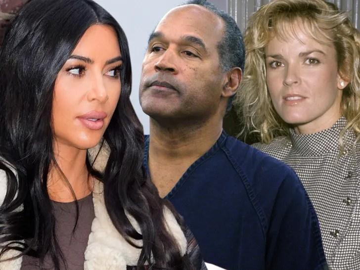 , Kim Kardashian Ripped by Nicole Brown Simpson's Sister for O.J. Joke, Nzuchi Times National News