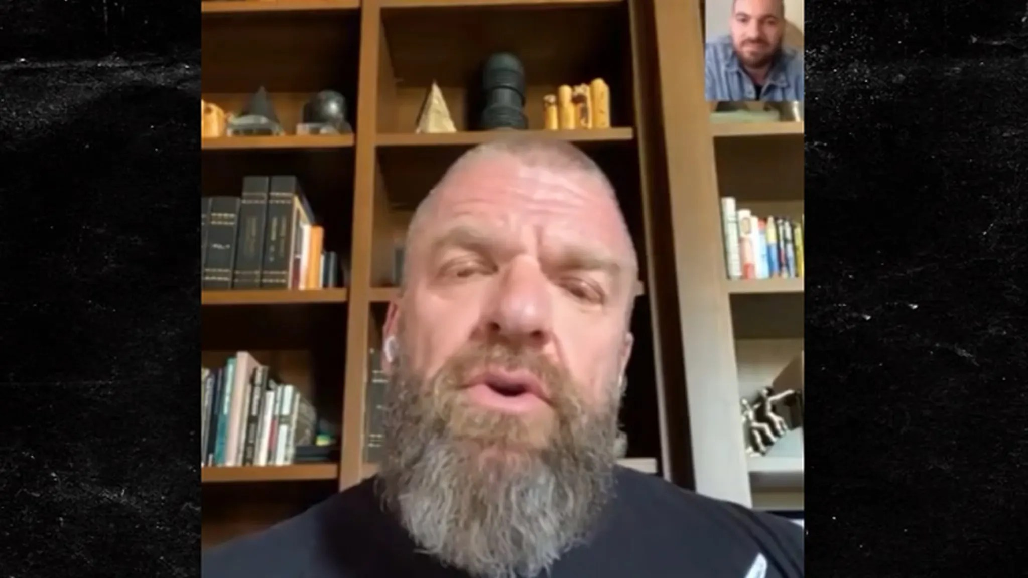 Triple H Raves About Cormier and McGregor, We'd Love to Have 'Em After UFC