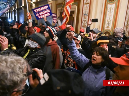 Gun Sales Surging Following Capitol Riots, Dems and Republicans Stocking Up 2