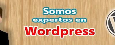 Somos expertos en gestor de contenidos WordPress