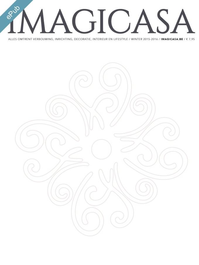 Cover ePub Imagicasa 001 Winter 15-16