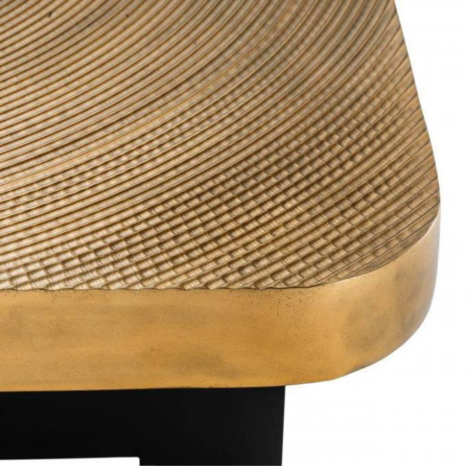 Coffee Table Agoura brass finish