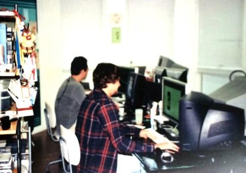 Jorge e Patrick