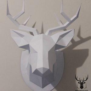 Troféu de veado / cervo