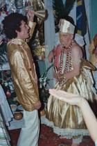 Une religion dansée, chantée, représentée