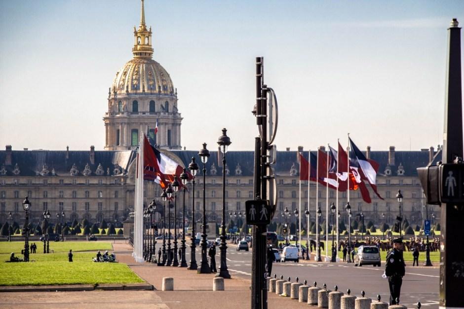 Museu dos Inválidos - Paris