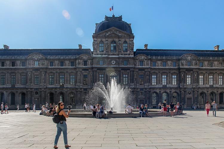 Louvre © Imagina na Viagem