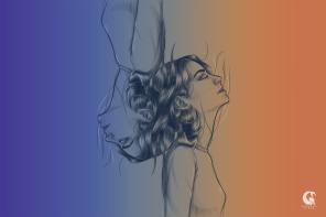 As Above So Below - Pintura digital
