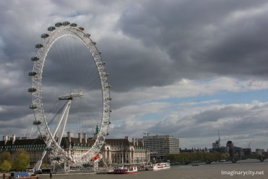 London Eye #02