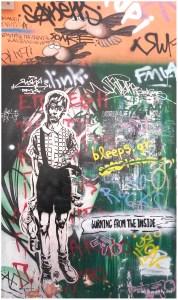 Exarchia graffiti #05