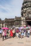 Visitors #06 Angkor