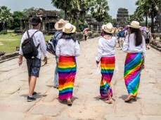 Visitors #07 Angkor Wat