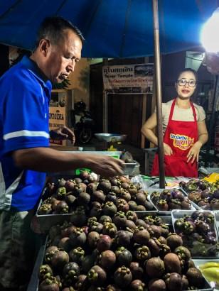 Fruit seller #02