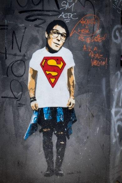 Mr Superman