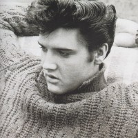 """Elvis is the one who created women fainting for Rock Stars"""