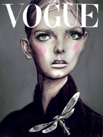 Lydia_Hearst_Vogue_Green