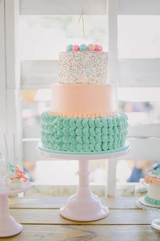 http://beautifulcakepictures.com/minty-green-peach-birthday-cake/#.UscZ_fTuKSp
