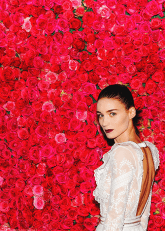 http://hellyessrooneymara.tumblr.com/post/49886175771/rooney-mara-at-the-punk-chaos-to-couture