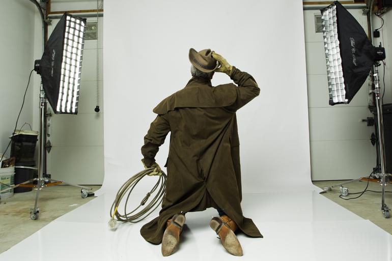Studio cowboy