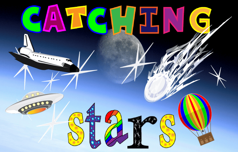 Catching Stars, a Poem for Kids