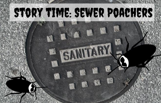 Story-time-Sewer-Poachers-by-Barry-Brunswick