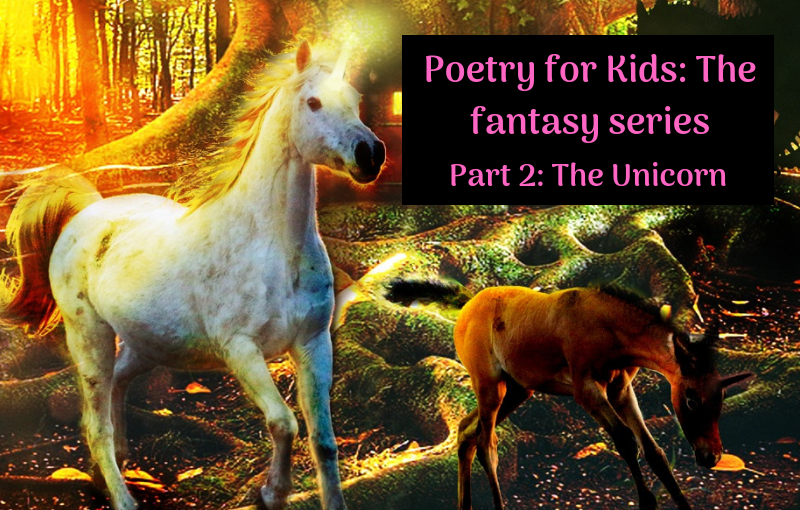 Poetry-for-Kids-the-Fantasy-Series-Unicorn-Barry-Brunswick
