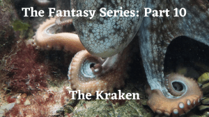 Poetry for Kids Fantasy Series The Kraken