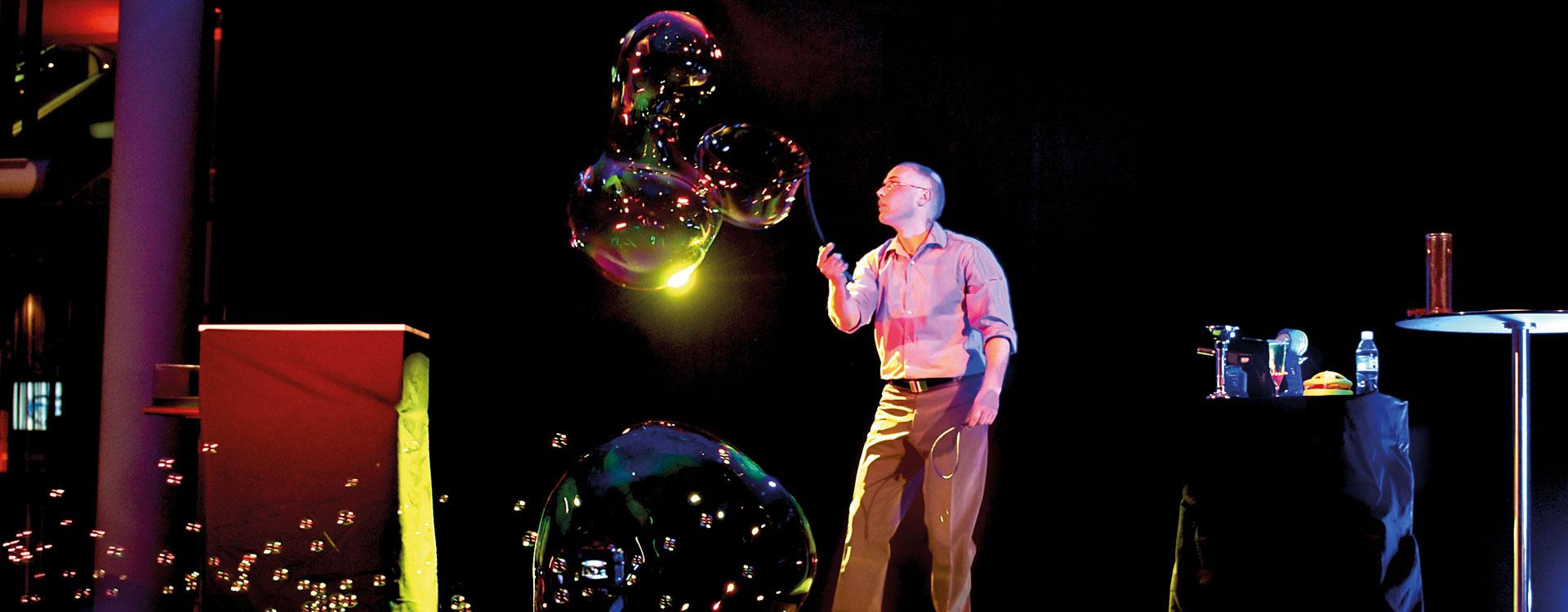 multiplication de bulle
