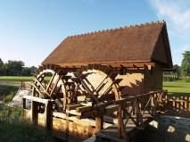 Mill on the Mura river