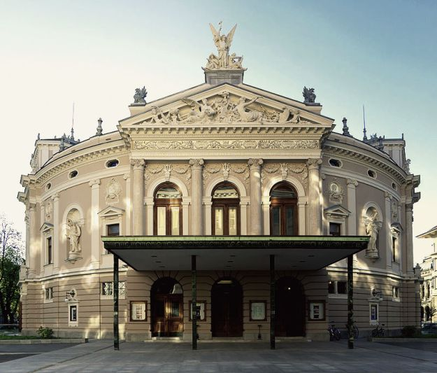 The Slovene National Opera and Ballet Theatre