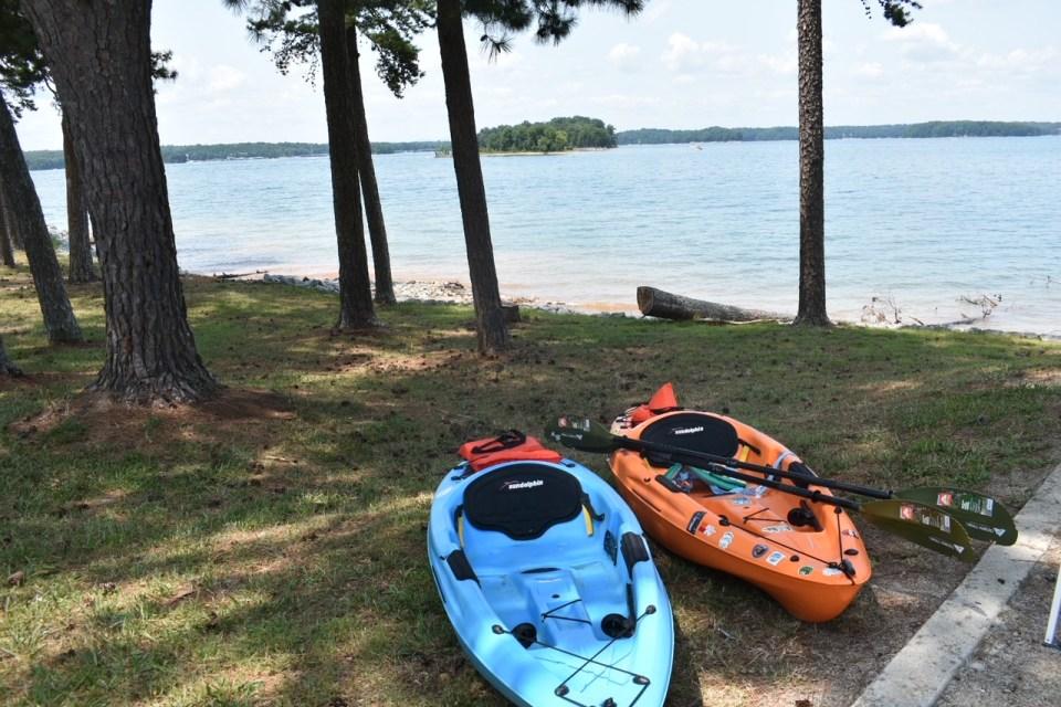 Lake Lanier Old Federal Campground