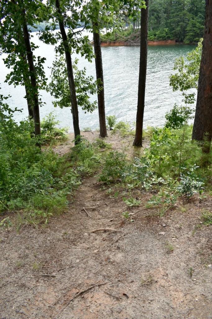 Site 79 Duckett Mill Campground