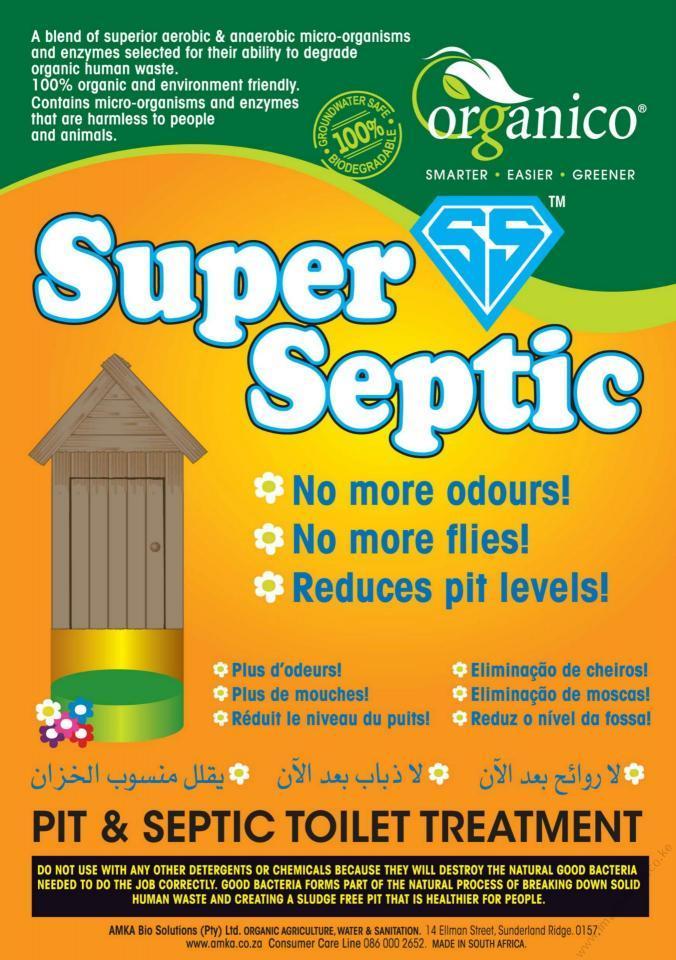 super septic kenya