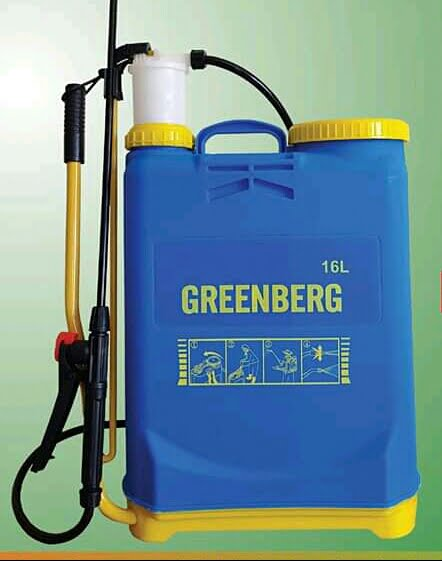 Greenberg knapsack Sprayer