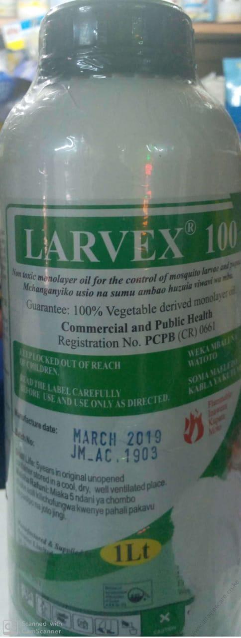 larvex 100