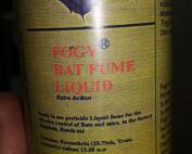 fogy bat fume liquid