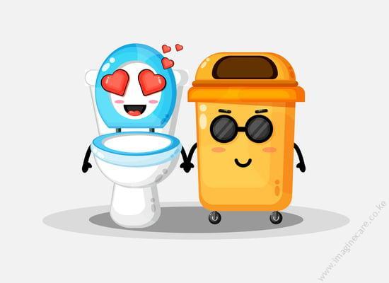 buy sanitary bins nairobi