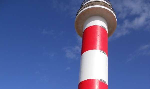 Le phare de Toston à El Cotillo