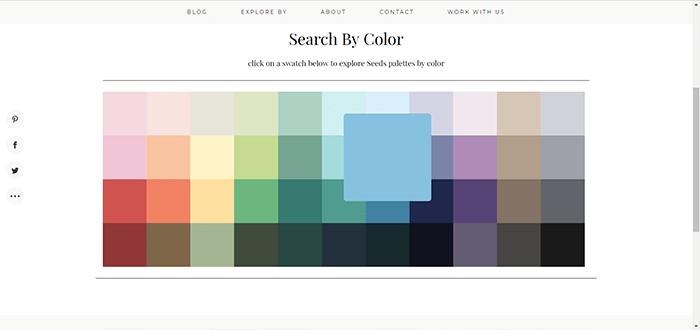 These color scheme tools are my go-to shortcuts to choosing colors for all my projects. Bonus – they're free!