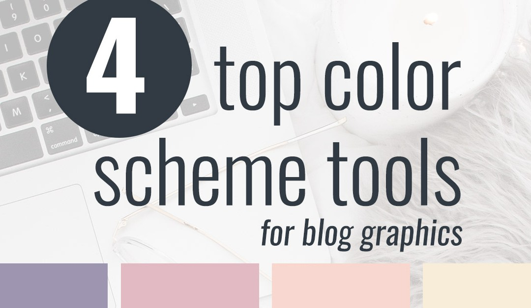 4 Color Scheme Tools for Blog Graphics