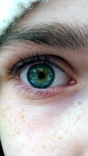 dani's eye