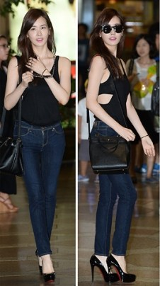 Lee Da Dae - not casual enough? Those shoes...I know!