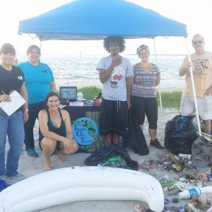 Gandy Beach Clean Up (11)