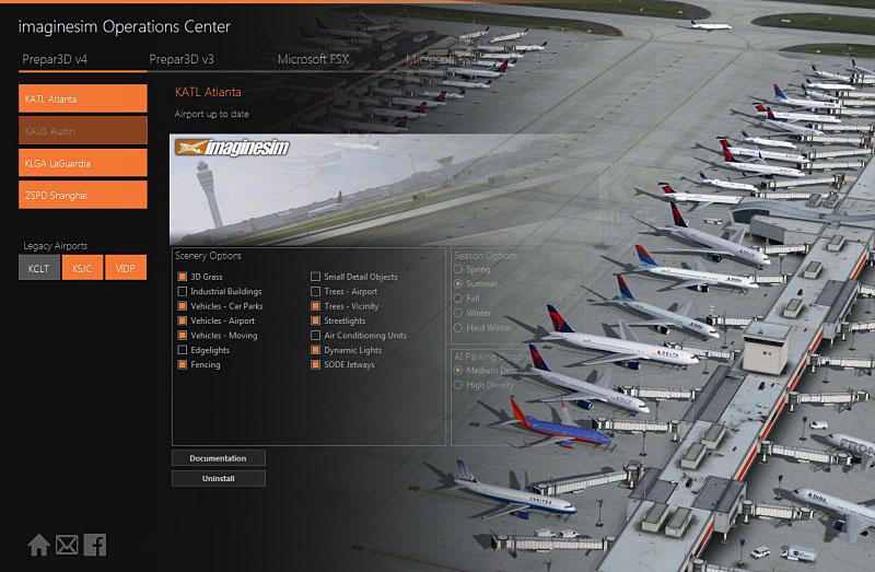 imaginesim | Operations Center