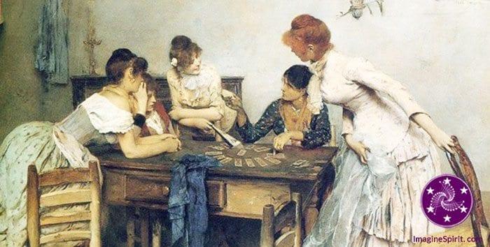 Tarot-Reading