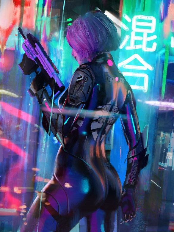 """Tony Skeor, Concept Artist in Video Game""""My Eyes On You"""""""