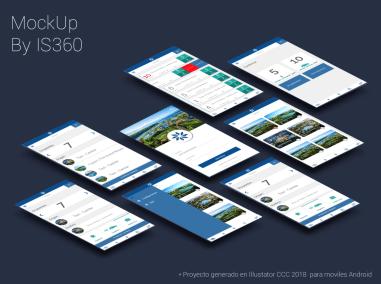Diseño UI/UX para cadena hotelera