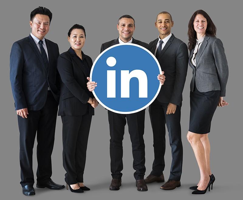 Redes Sociales Linedin Empresarios