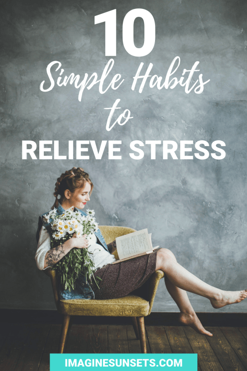 helpful tips to relieve stress