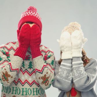 buy some ugly christmas sweater is a fun thing to do this christmas